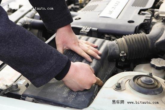 奥迪q7汽油滤芯拆装图