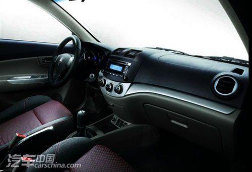 长安悦翔S车型官方图片曝光 6月10日上市高清图片
